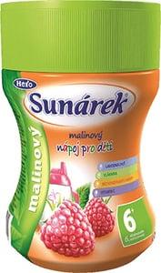 Sunárek instantní nápoj malina bez sacharozy