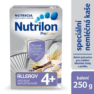 Nutrilon kaše nemléčná Allergy kaše