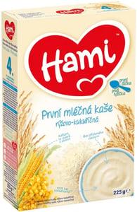 Hami kaše mléčná rýžovo-kukuřičná