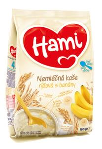 Hami nemléčná kaše s banány