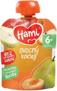 Hami 100% ovocná kapsička Ovocný koktejl