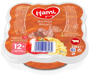Hami příkrm Malý gurmán - boloňské špagety