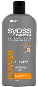Syoss Men Power & Strength šampon