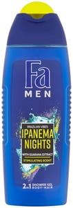 Fa Men Brazilian Vibes Ipanema Nights sprchový gel