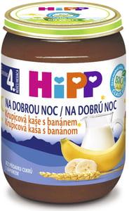HiPP BIO Krupicová kaše s banánem