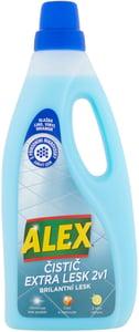 Alex čistič extra lesk na dlažbu, linoleum, vinyl a mramor