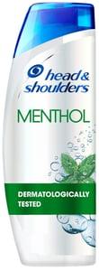 Head & Shoulders Menthol Fresh Šampon Proti Lupům