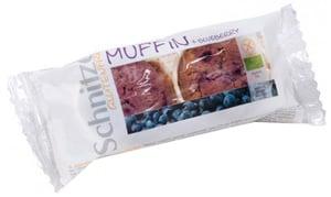 Schnitzer BIO Borůvkové bezlepkové muffiny