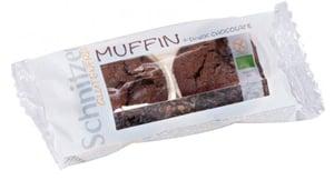 Schnitzer BIO Čokoládové bezlepkové muffiny
