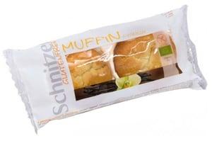 Schnitzer BIO Vanilkové bezlepkové muffiny