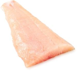 Candát filet s kůží