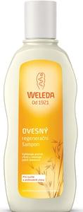 Weleda Ovesný regenerační šampon pro suché a poškozené vlasy