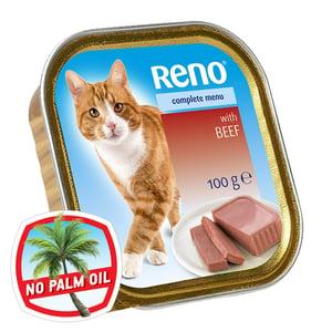 Reno vanička pro kočku s hovězím