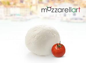 MozzarellArt Mozzarella FiorDiLatte