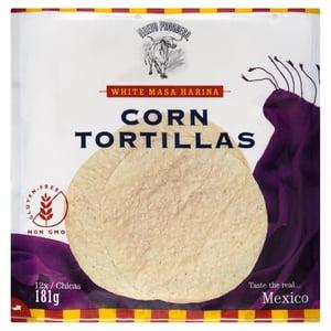 Nuevo Progreso Mexické kukuřičné tortilly 15cm 12ks