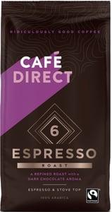 Cafédirect Arabica Espresso mletá káva