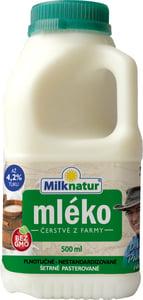 Milknatur Čerstvé mléko z farmy min. 3,8%