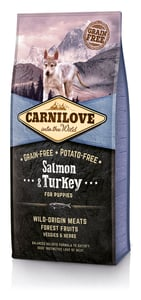 Carnilove Salmon & Turkey for Puppy