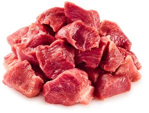 TRMS BIO Vepřové maso kostky z přeštíka