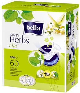 Bella Herbs Tilia slipové vložky 60ks