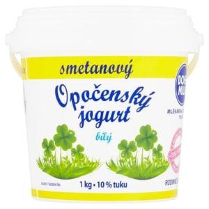 Bohemilk Bílý jogurt smetanový