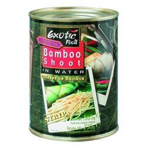 Exotic Food Tandoori Bambusové výhonky-nudličky
