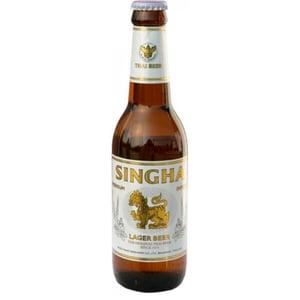 Singha Thajské pivo Singha