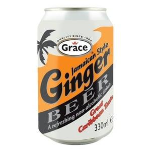Grace Zázvorové pivo nealkoholické