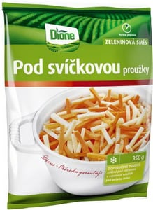 Dione Zeleninová směs Pod svíčkovou proužky