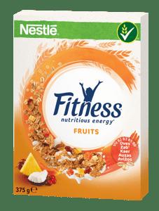 Nestlé FITNESS Ovocné snídaňové cereálie