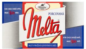 Kávoviny Melta káva porce