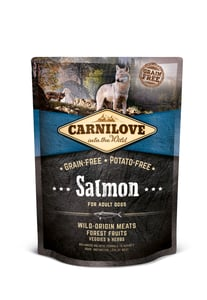 VZOREK: Carnilove Salmon for Adult 1ks