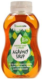 Country Life BIO Sirup agávový
