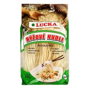 Lucka Nudle rýžové bezlepkové