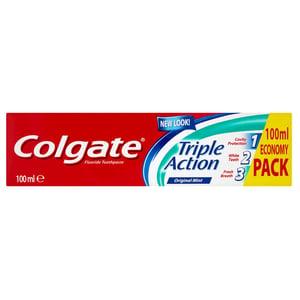 Colgate Triple Action Zubní pasta
