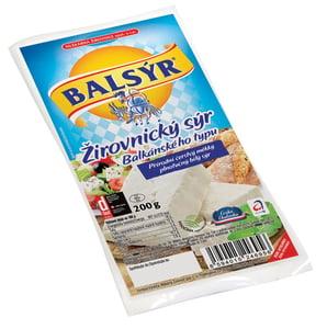 Balsýr Žirovnický sýr balkánského typu