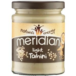 Meridian foods Tahini světlé - sezamová pasta