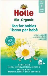 Holle BIO Dětský čaj bylinný