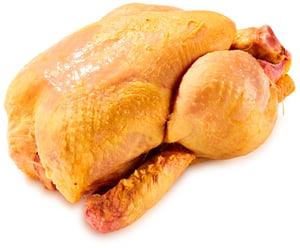 Francouzské sváteční kuře