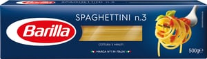 Barilla Spaghettini n.3
