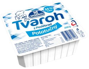 Milko Tvaroh polotučný