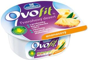 Milko Ovofit dezert ananasový