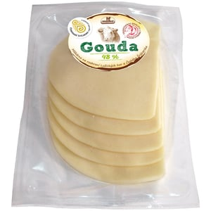 Milko Gouda 48% plátky