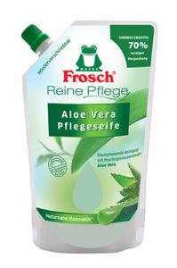 Frosch Tekuté mýdlo náplň Aloe Vera