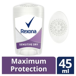 Rexona Maximum Protection Sensitive Dry antiperspirační krém