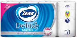 Zewa Delicate Care toaletní papír, 3 vrstvý, 8ks