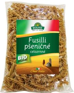 PROBIO BIO Těstoviny Fusilli pšeničné celozrnné