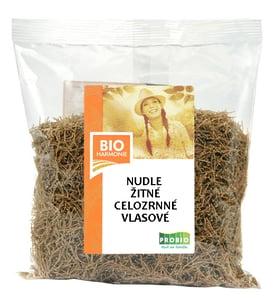 PROBIO BIO Nudle žitné celozrnné vlasové