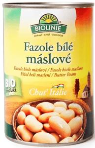 PROBIO BIO Fazole bílé máslové sterilované