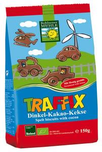 PROBIO BIO Keksy špaldovo–čokoládové pro děti AUTÍČKA